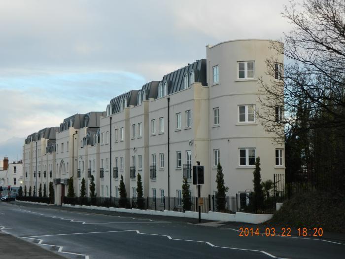 Manor House Flats Leamington Spa