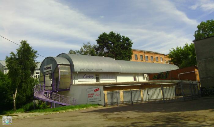Фітнес центр спортивний клуб