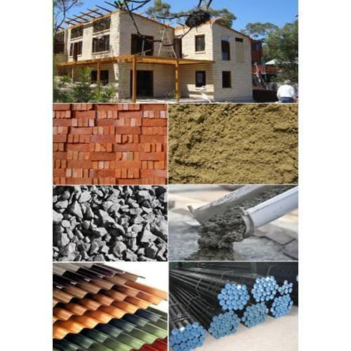 Chandra building material bhikharipur chauraha jaunpur for Materials needed to build a house