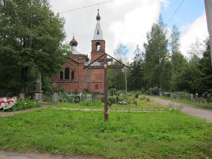Церковь Николая Чудотворца: http://wikimapia.org/13770742/ru/Церковь-Николая-Чудотворца