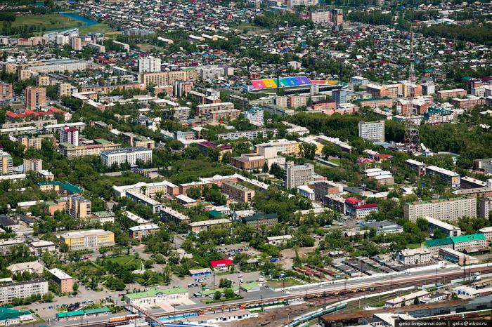 Abakan Russia  city photos gallery : Abakan Russian: Абакан; Khakas: Ағбан is the capital city ...