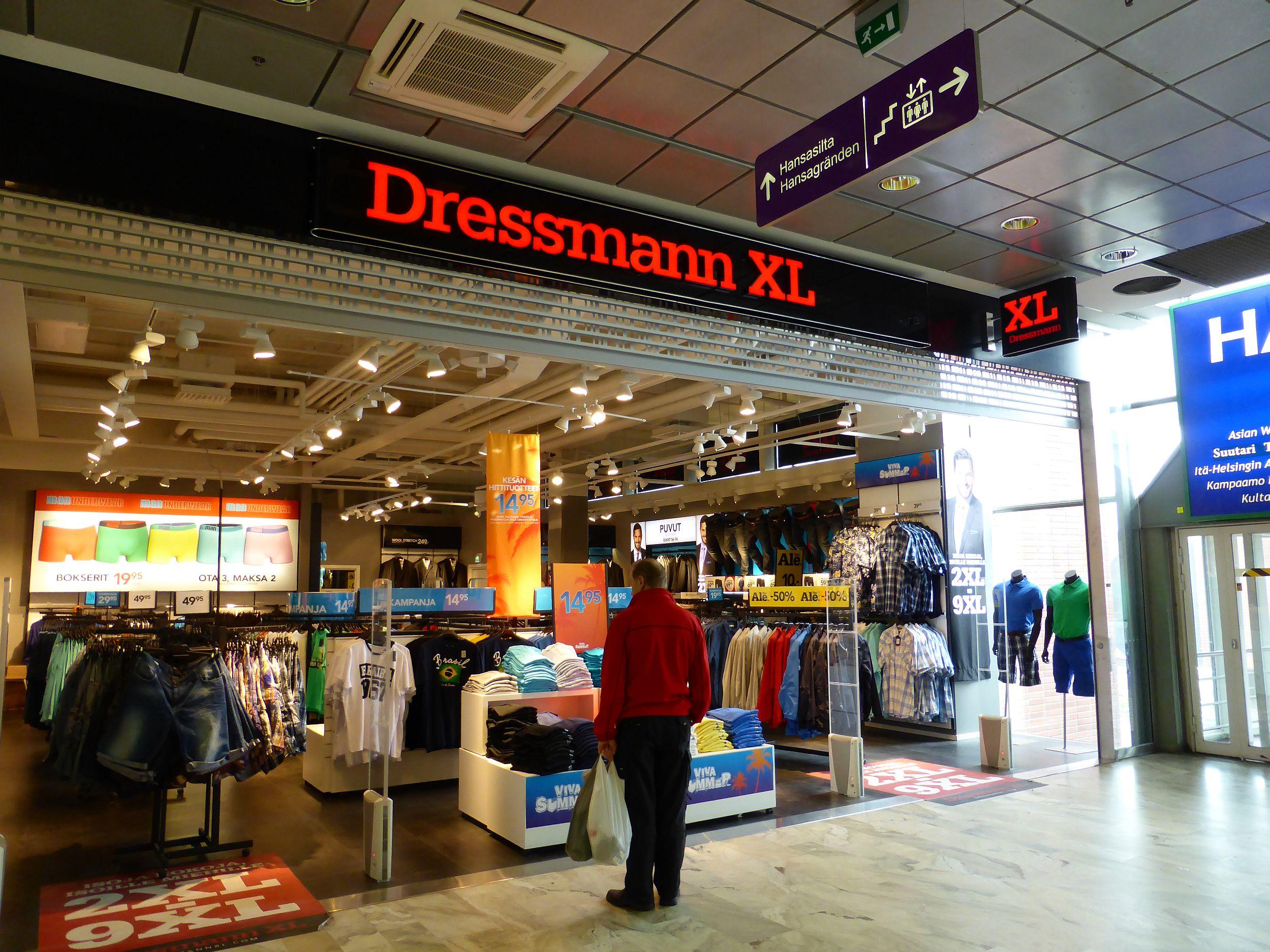 Dressmann XL - Helsinki 62a19c2fbbcba