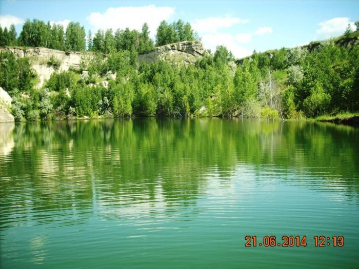 Новости с водоёмов Челябинской области