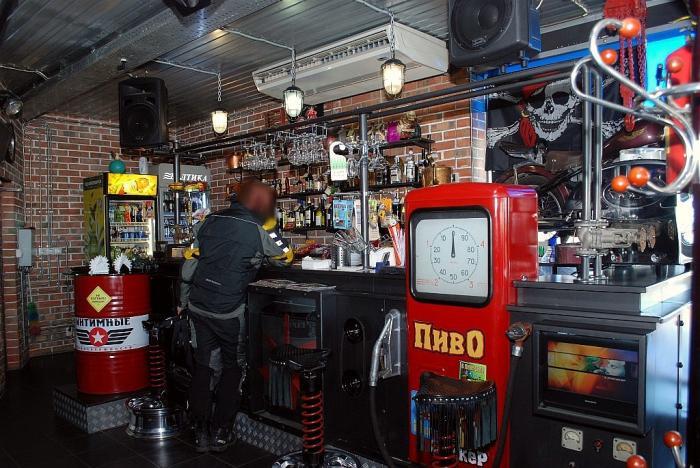 кафе гараж каменск шахтинский фото