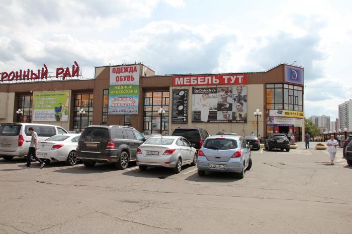 Торговый центр «Электронный