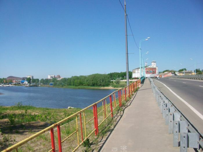 Новый автомобильный мост через