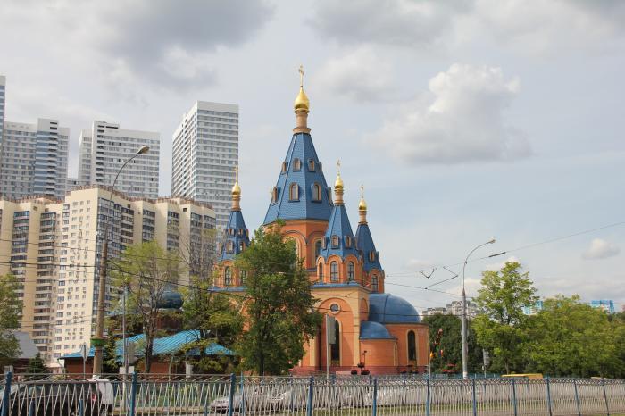 храм державной иконы божией матери: