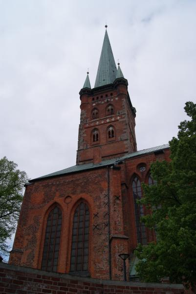 Lübeck Petrikirche