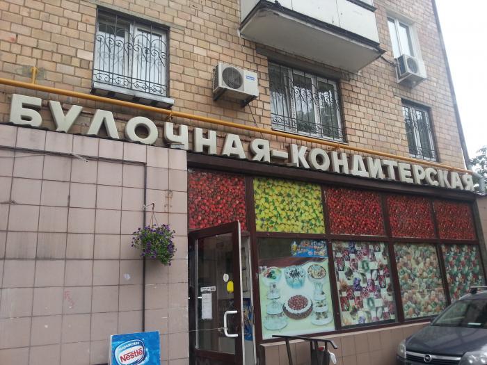 Дом Кондитеров Магазин Железнодорожный