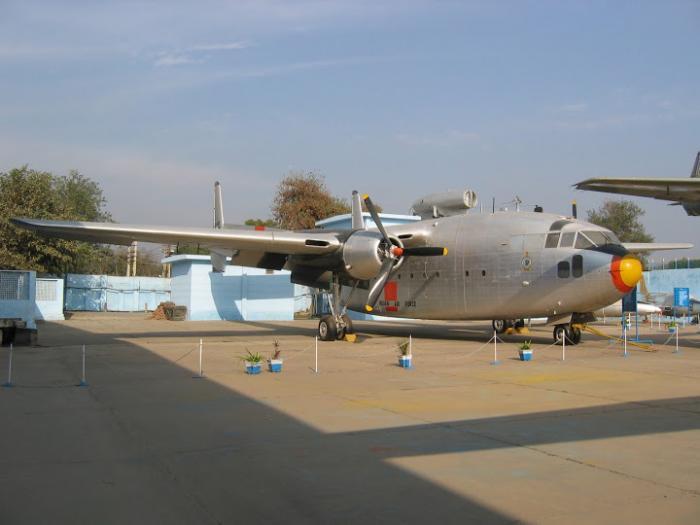 Fairchild C-119 Flying Boxcar IK450 - Delhi