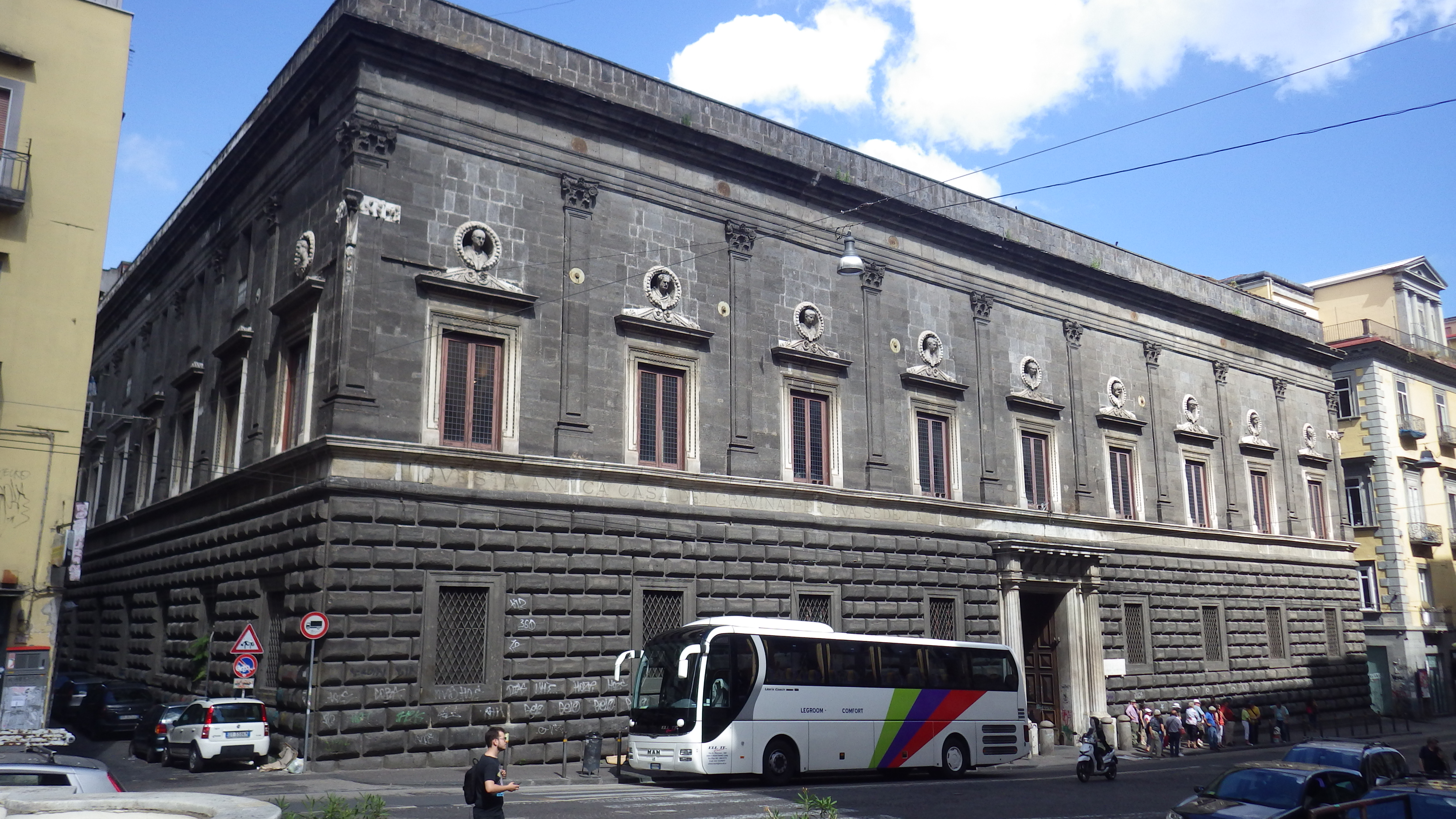 Facoltà di Architettura Federico II - Napoli
