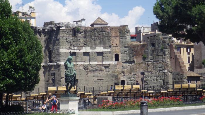 Foro de augusto roma roma for Augusto roma