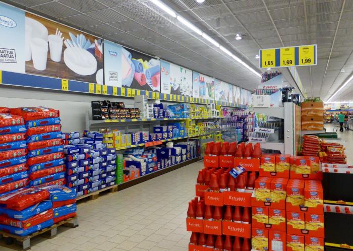 Супермаркеты хорватии