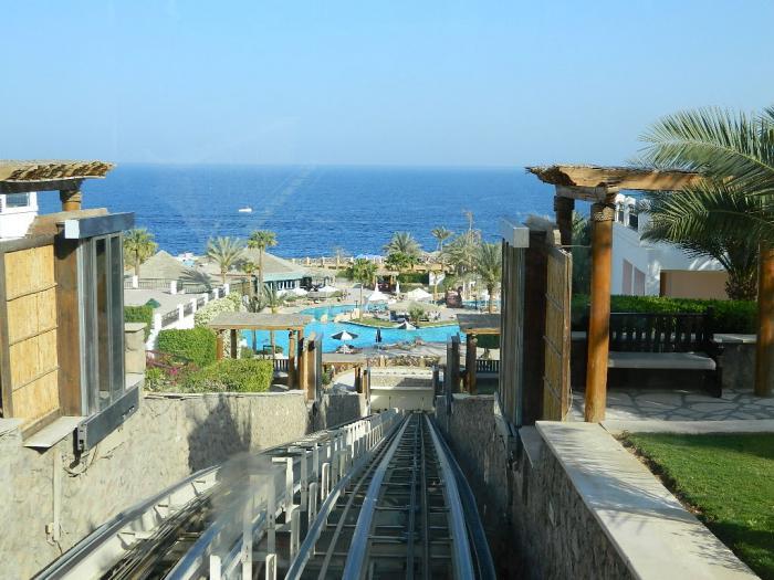 Hotel Hilton Sharm Waterfalls Resort El Sheikh Photo Exterior