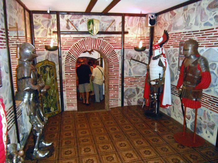 музей рыцарства