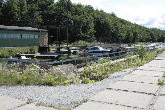 приморск спб лодочные станции
