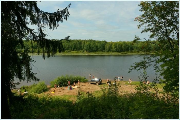 водоемы для рыбалки киров