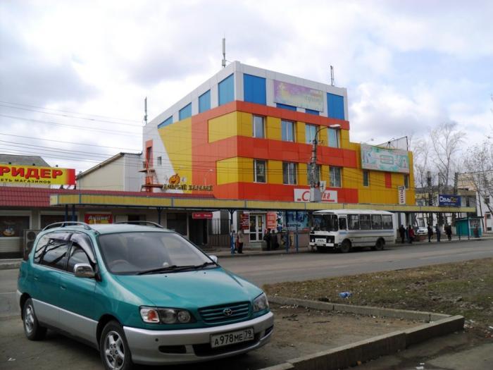 В Благовещенске открыли третью очередь ТРЦ Острова