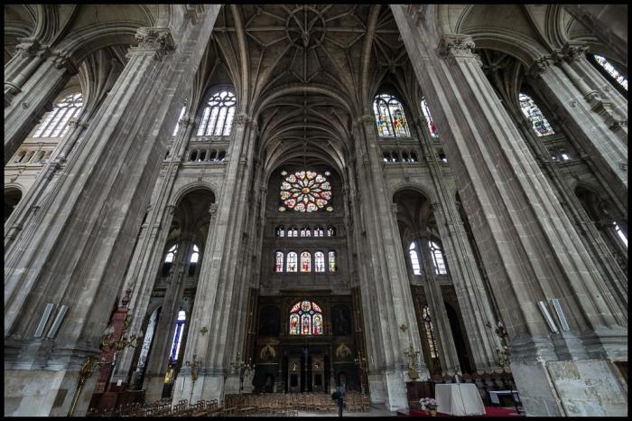 Eglise saint eustache paris for Domon saint eustache