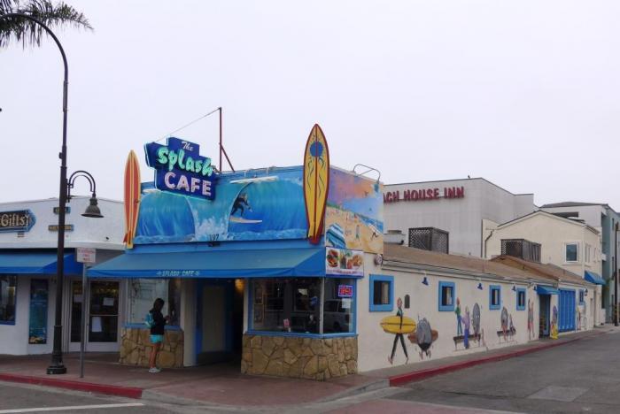 Splash Cafe Pismo Beach Ca