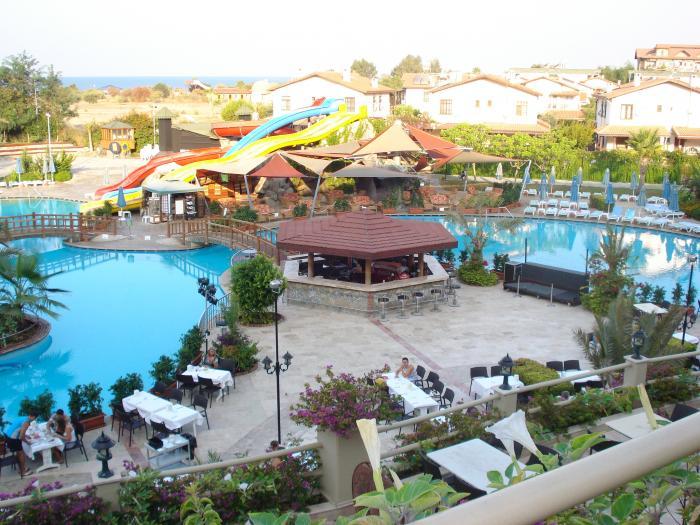 Отель Pemar Beach Resort 5*