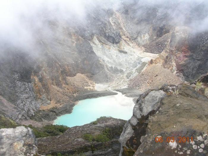 Taman Nasional Gunung Ciremai Tanaguci