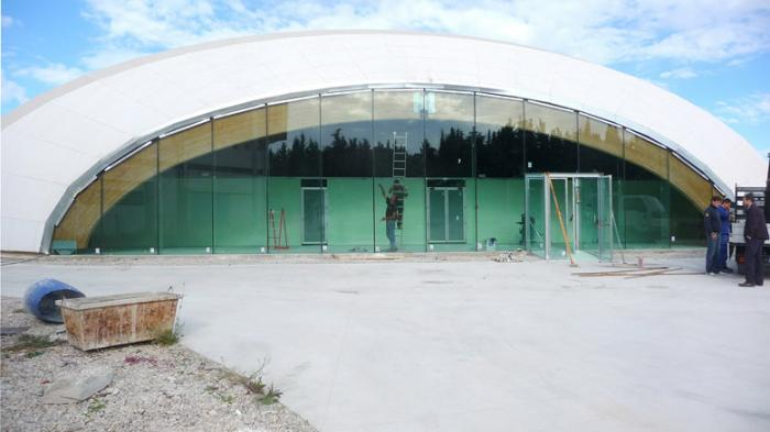 Piscina municipal climatizada de alguazas alguazas for Piscina alcantarilla