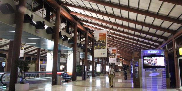 Terminal 2 Soekarno Hatta International Airport Tangerang