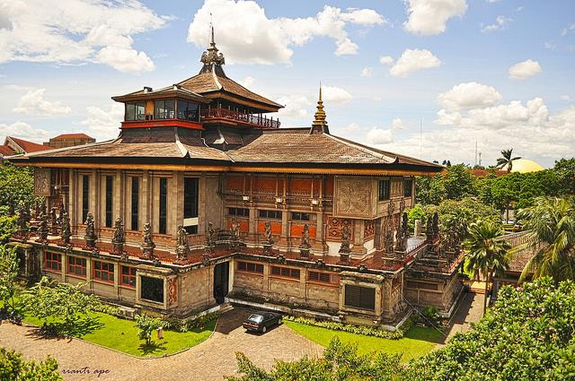 Taman Mini Indonesia Indah Tmii Jakarta