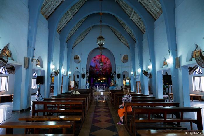 Holy Rosary Church, Kudapaduwa - Negombo