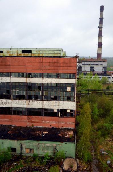термобелье после заброшенный завод в киришах термобелье