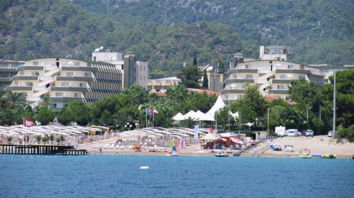 Queen S Park Resort Hotel 5 Ex Queen S Park Tekirova 5 Tekirova