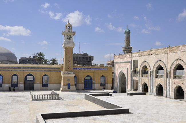 Sheikh Abdul Qader Al Jailani Shrine