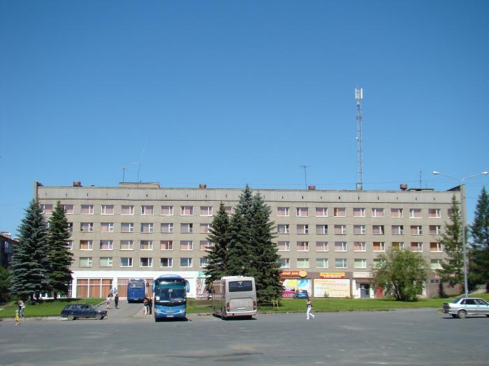 Отель карелия г кандалога