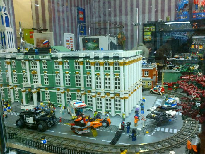 лего музей в санкт-петербурге фото