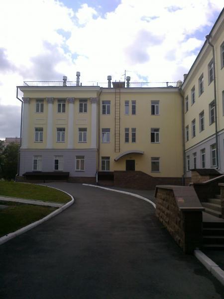Областная клиническая поликлиника на луначарского