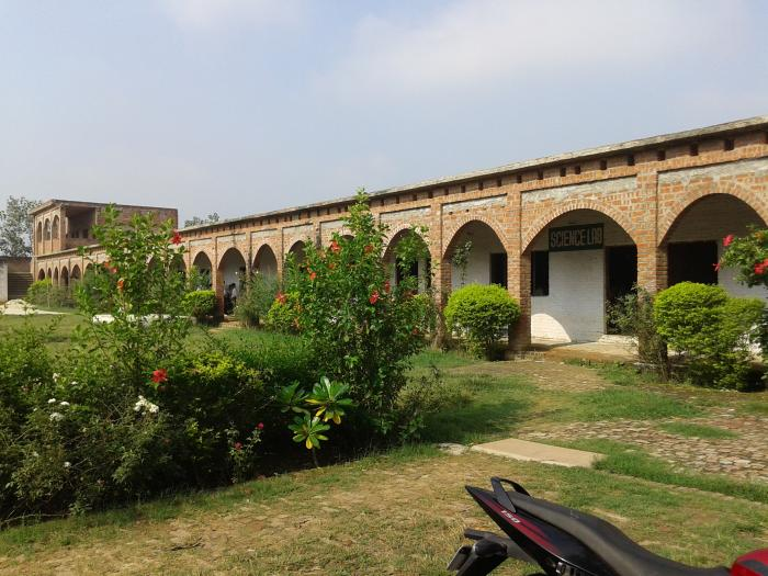 Rajesultanpur Bus Station