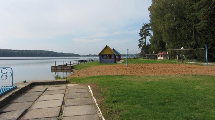 лодочная станция в ленинском районе