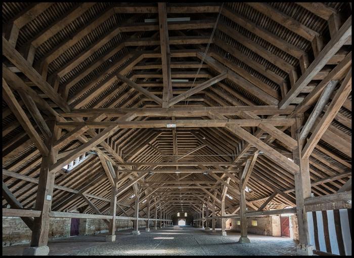 Halles de saint pierre sur dives saint pierre sur dives - Office de tourisme saint pierre sur dives ...