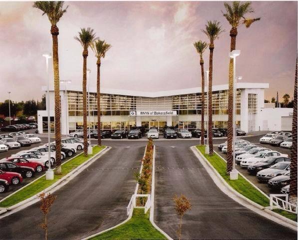 Bmw of bakersfield bakersfield california for Mercedes benz repair bakersfield ca