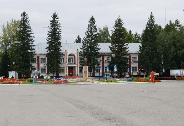 Открытие филиала в районном центре Тальменка