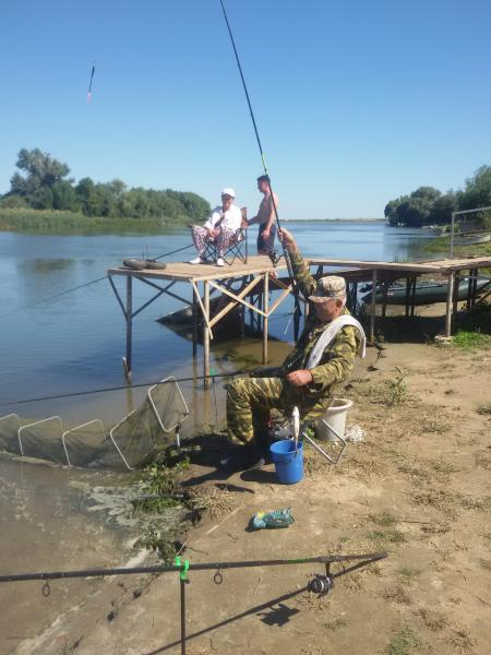 оранжереи рыбалка