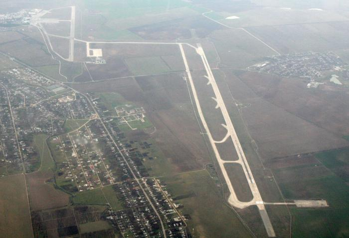 аэропорт Симферополь.