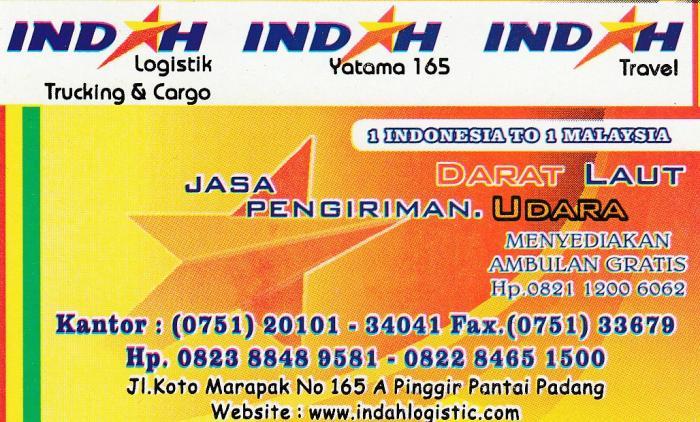 Indah Cargo Padang