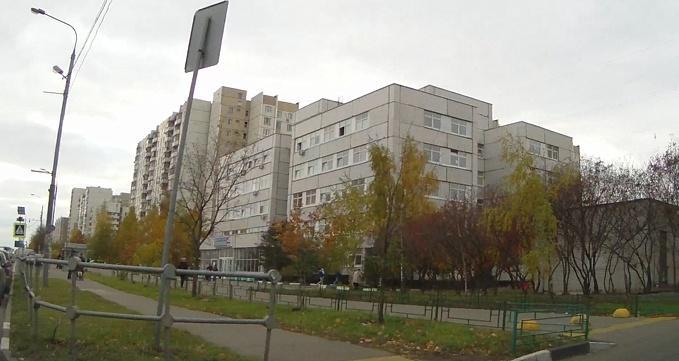Городские поликлиника 8 москвы