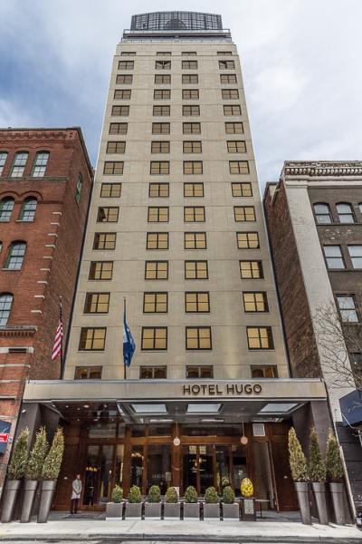 Hotel Hugo New York City New York