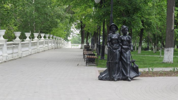 тюмень фото александровский сад