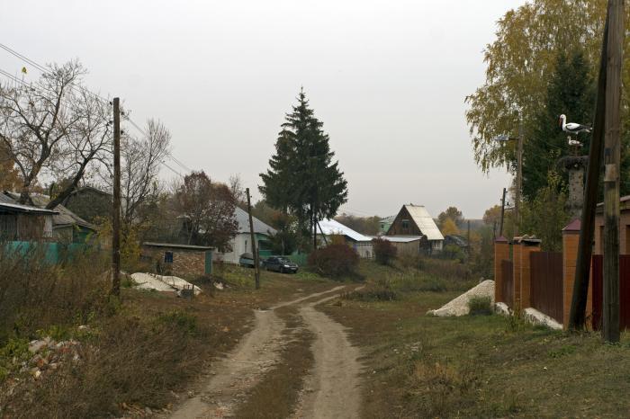 село острое лука в рязани