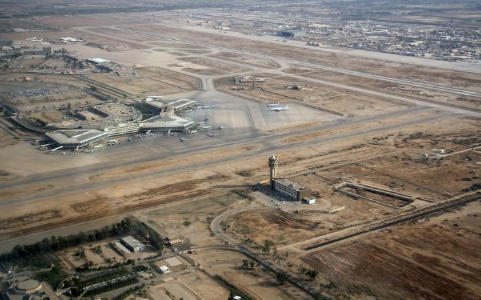 Baghdad International Airport Baghdad