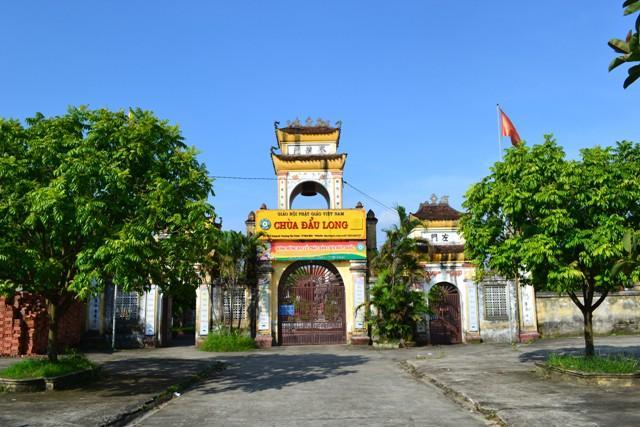 Kết quả hình ảnh cho Chùa Đẩu Long - thành phố Ninh Bình
